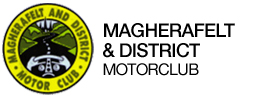 Magherafelt and District Motorclub logo